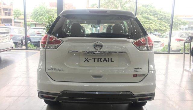 Bán Nissan X trail 2.0 SL 2WD, màu trắng, tại Vĩnh Phúc