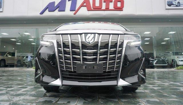 MT Auto cần bán Toyota Alphard Excutive Lounge 2019, màu đen, xe giao ngay LH E Hương 0945392468