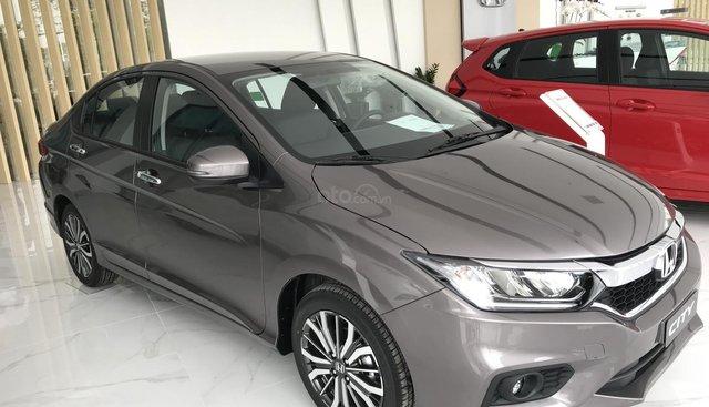 Honda City 2019- Giá cực tốt, tặng ngay: Tiền mặt/ gói bảo hiểm vật chất / gói phụ kiện xe cao cấp. LH 0933.683.056