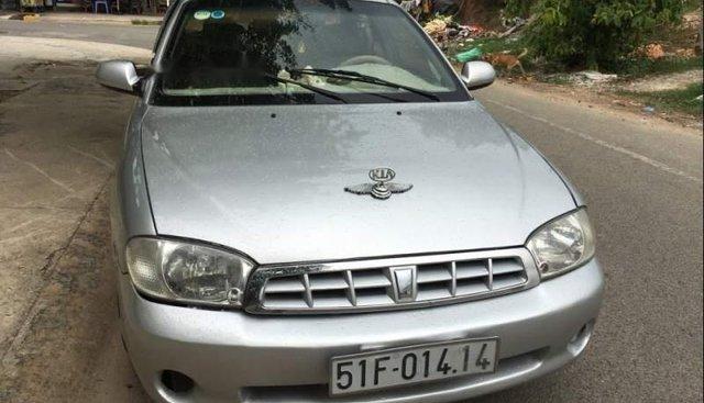 Bán gấp Kia Spectra đời 2004, màu bạc, xe nhập chính chủ