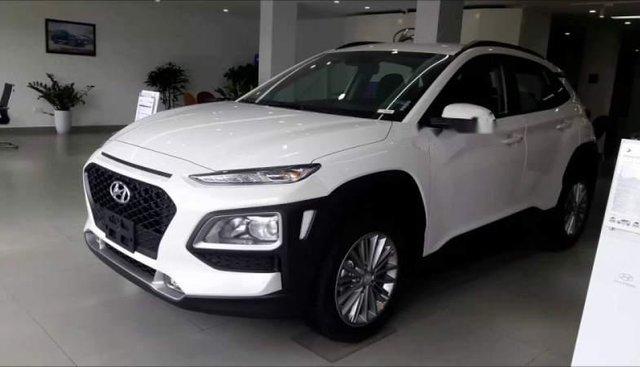 Bán xe Hyundai Kona năm 2019, màu trắng, nhập khẩu, giá 675tr