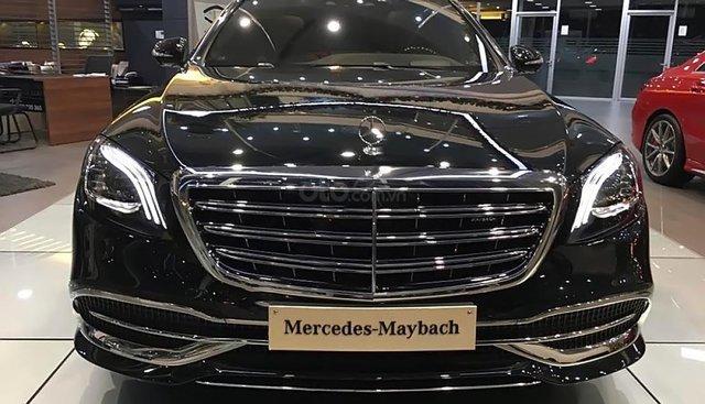 Bán xe Mercedes S450 4Matic sản xuất năm 2019, nhập khẩu nguyên chiếc
