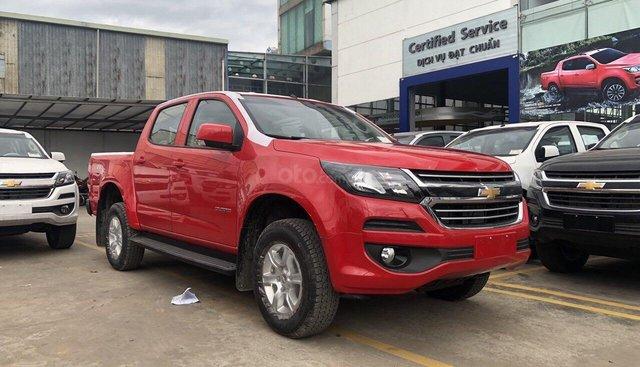 Bán Chevrolet Colorado 2.5L 4x4 AT LTZ, sản xuất năm 2018, giá 789tr, xe mới 100%, giao ngay