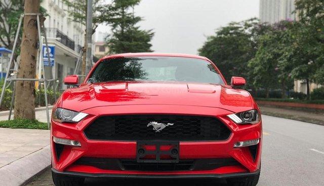 Giao ngay Ford Mustang Premium 2019 duy nhất 1 xe có sẵn giao ngay trên thị trường giá tốt, liên hệ sơn: 0868 93 5995