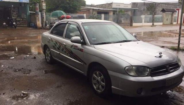 Bán Kia Spectra 2004, màu bạc, xe gia đình, giá tốt