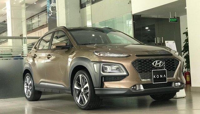 Hyundai KONA Turbo đủ màu, tặng bảo hiểm thân vỏ 01 năm, hỗ trợ vay thủ tục cực nhanh.