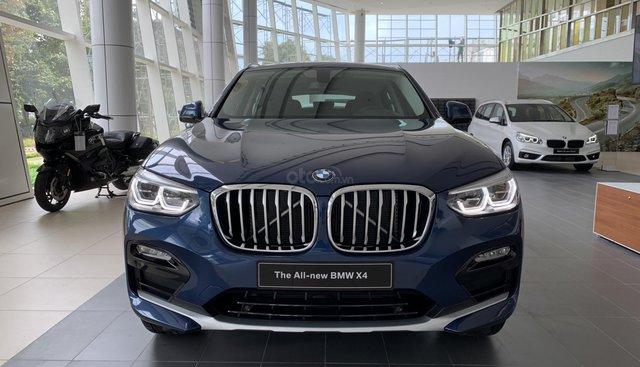 BMW X4 2019 - Ưu đãi đến hơn 50tr - Liên hệ 0938308393