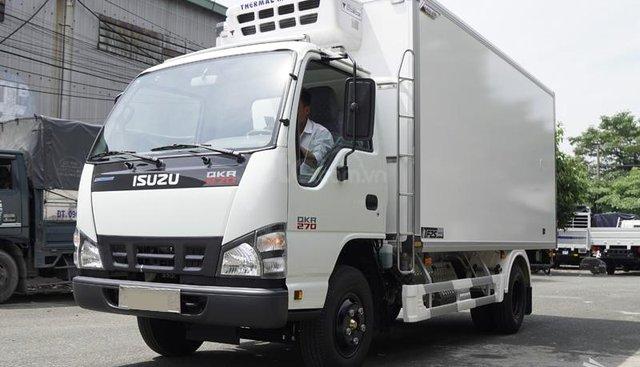 Bán Isuzu QKR 77HE4 đời 2019, màu trắng, nhập khẩu