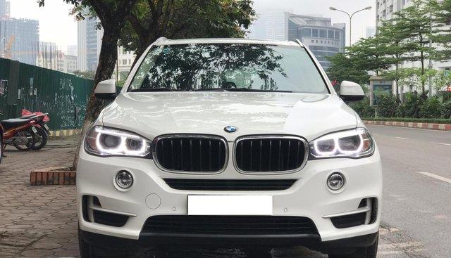 Cần bán BMW X5 năm 2016, màu trắng, nhập khẩu