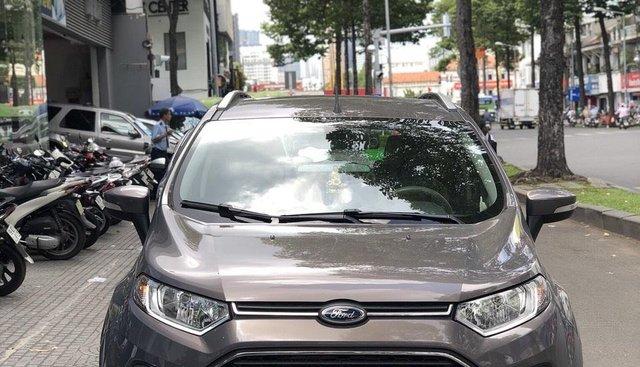 Bán Ford EcoSport Titanium SX 2017, odo 9.000km chuẩn, xe cực đẹp