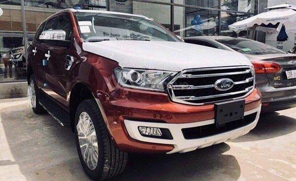An Đô Ford bán Ford Everest Titanium 2.0 nhập năm 2019, giá tốt nhất thị trường, tặng full phụ kiện, LH 0974286009