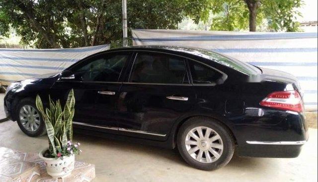 Bán lại xe Nissan Teana sản xuất năm 2010, màu đen, nhập khẩu chính chủ