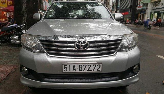 Bán xe Toyota Fortuner V. 2.7 máy xăng T6/2014. Liên hệ: 0913715808 - 0942892465 Thanh