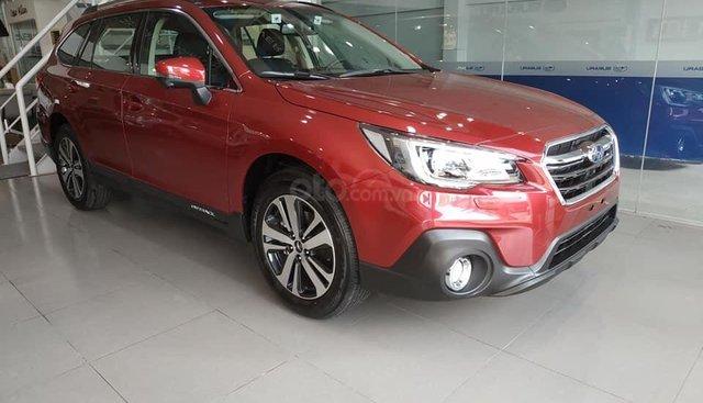 Xe Subaru Outback 2.5 i-s Eyesight _ Sang trọng, tiện nghi, cực kỳ rộng rãi, an toàn