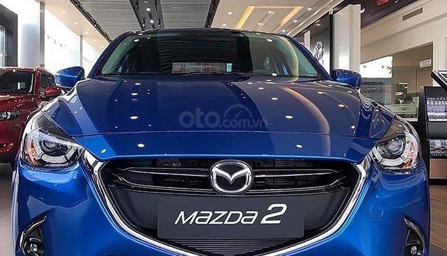 Bán ô tô Mazda 2 Premium đời 2019, màu xanh lam, xe nhập