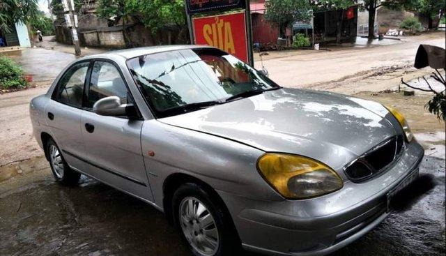 Bán ô tô Daewoo Nubira năm 2003, màu bạc, chính chủ công an