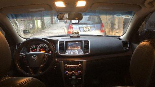 Chính chủ bán xe Nissan Teana 2.0 AT 2010, màu xanh lam