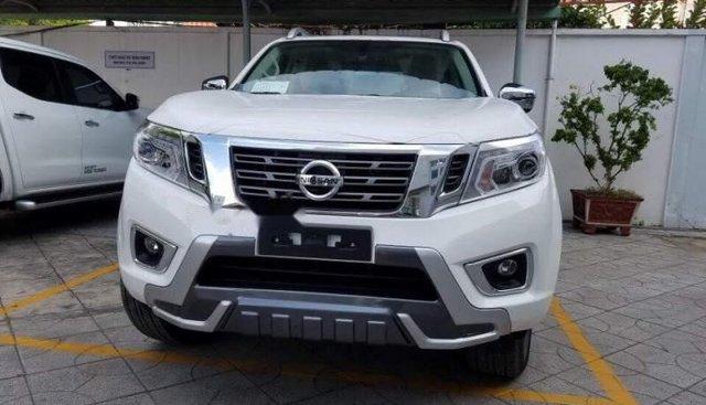 Bán Nissan Navara VL năm sản xuất 2018, màu trắng, nhập khẩu nguyên chiếc