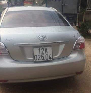Lên đời bán Toyota Vios đời 2013, màu bạc