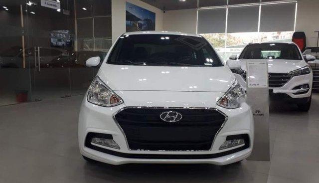 Bán Hyundai Grand i10 2019, màu trắng, 384 triệu