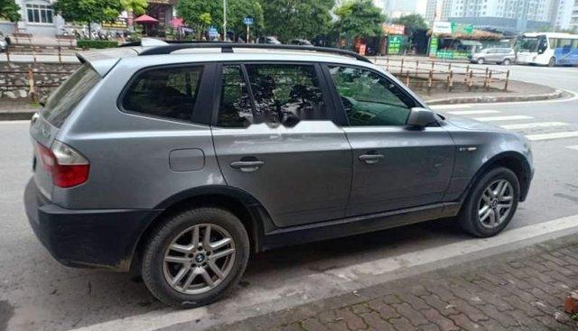 Cần bán lại xe BMW X3 2004, màu xám, xe nhập như mới, giá chỉ 270 triệu