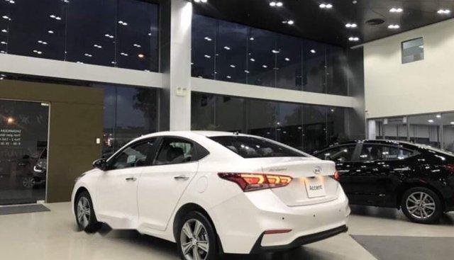 Bán Hyundai Accent đời 2019, màu trắng, xe nhập, xe mới 100%