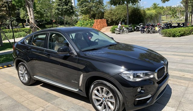 BMW X6 New - nhập nguyên chiếc, ưu đãi lớn