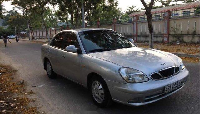 Bán Daewoo Nubira đời 2000, màu bạc, nhập khẩu
