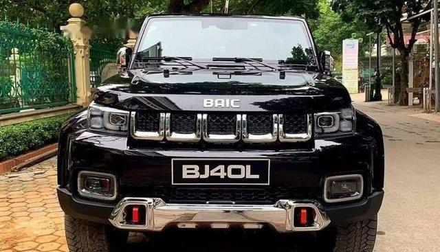 Bán BAIC BJ40 đời 2019, màu đen, nhập khẩu, 938tr