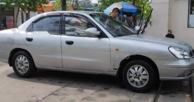 Bán xe Daewoo Nubira II 1.6 sản xuất năm 2003, màu bạc