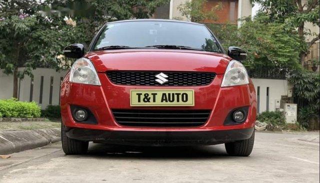 Bán gấp Suzuki Swift 1.4AT 2015, màu đỏ