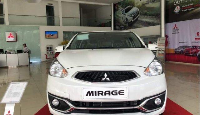 Bán Mitsubishi Mirage 2019, màu trắng, nhập khẩu