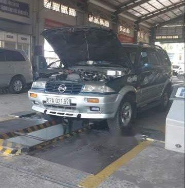 Bán gấp Ssangyong Musso năm sản xuất 2000, nhập khẩu