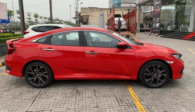 Honda Civic 2019 nhập khẩu nguyên chiếc, giá cực tốt nhiều khuyến mại 094 357 8866