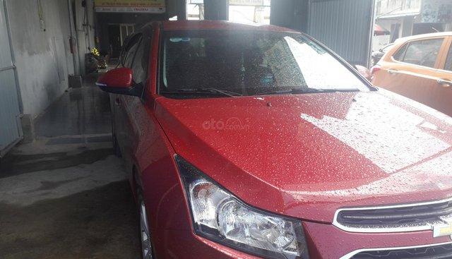 Cần bán Chevrolet Cruze đời 2018, màu đỏ
