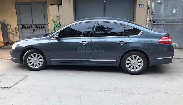 Cần bán xe Nissan Teana chính chủ, 1 chủ từ đầu, bản TB full option nhập khẩu Đài Loan