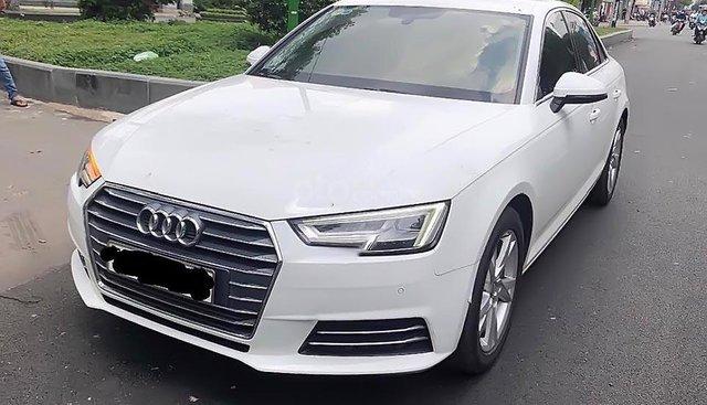 Bán Audi A4 năm sản xuất 2016, màu trắng, nhập khẩu nguyên chiếc