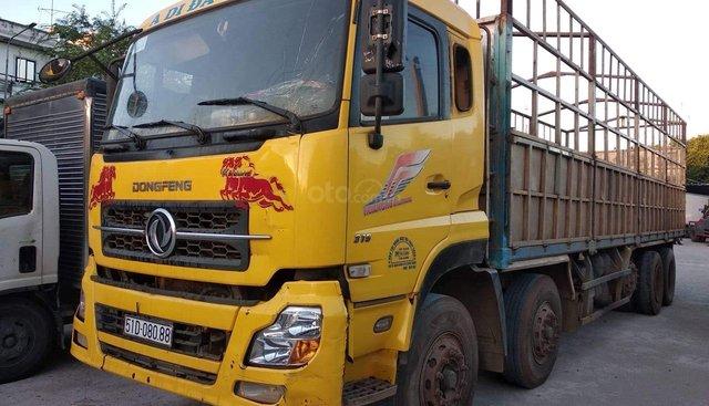 Bán Dongfeng 5 chân sản xuất năm 2016, màu vàng, nhập khẩu nguyên chiếc BKS 51D-080.88