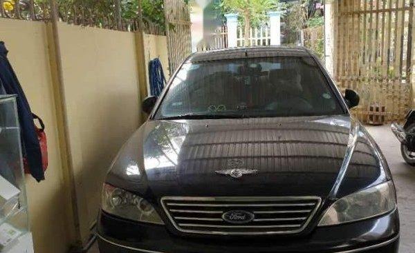 Chính chủ bán ô tô Ford Mondeo 2004, màu đen, xe nhập