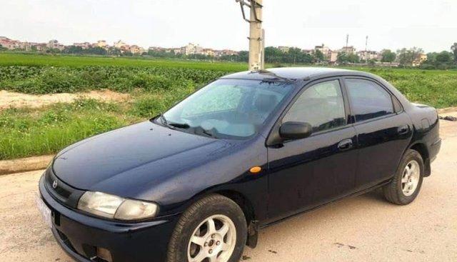 Cần bán gấp Mazda 323 sản xuất năm 1997, nội - ngoại thất đẹp