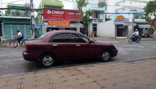 Bán Daewoo Lanos đời 2001, màu đỏ chính chủ, giá tốt