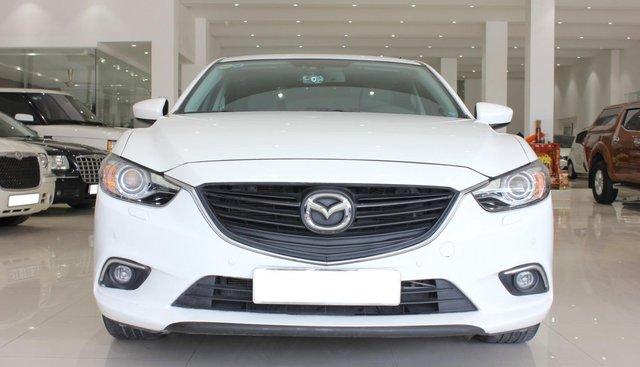 Hot hốt ngay Mazda 6 2.5 với giá cực hót và quà tặng hấp dẫn