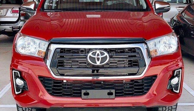"""Siêu hot """" ☎️ 0901.77.4586 Toyota Mỹ Đình - Toyota Hilux KM lớn, trả trước 200 triệu, hỗ trợ lãi suất 0.65%"""