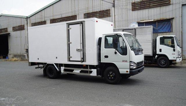 Bán xe tải Isuzu 1t9 - 2t4 thùng bảo ôn, xe sẵn đóng mới 100%