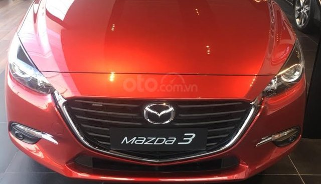 Bán Mazda 3 sản xuất 2019, màu đỏ