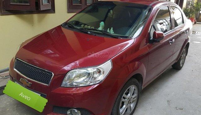 Cần bán xe Chevrolet Aveo LT 1.4 MT đời 2017
