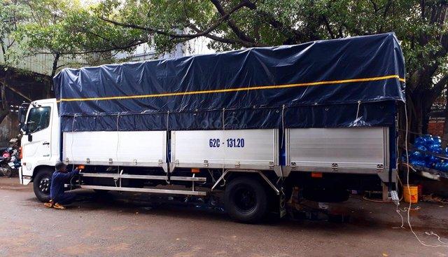 Bán xe tải Hino 2019 6.6 tấn thùng 6.61m