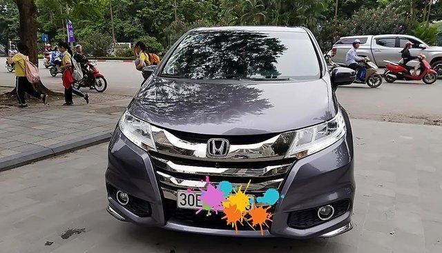 Bán Honda Odyssey năm sản xuất 2017, màu xám, nhập khẩu, đi hơn 1,1vạn