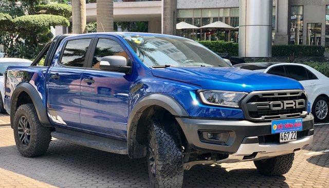 Raptor đăng kí 2019 xe chạy 5.000km