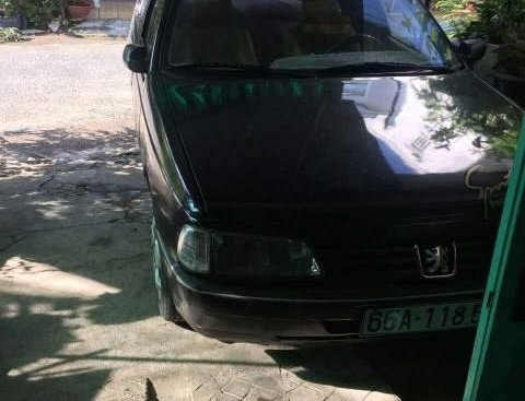 Bán Peugeot 405 đời 1992, màu đen, nhập khẩu